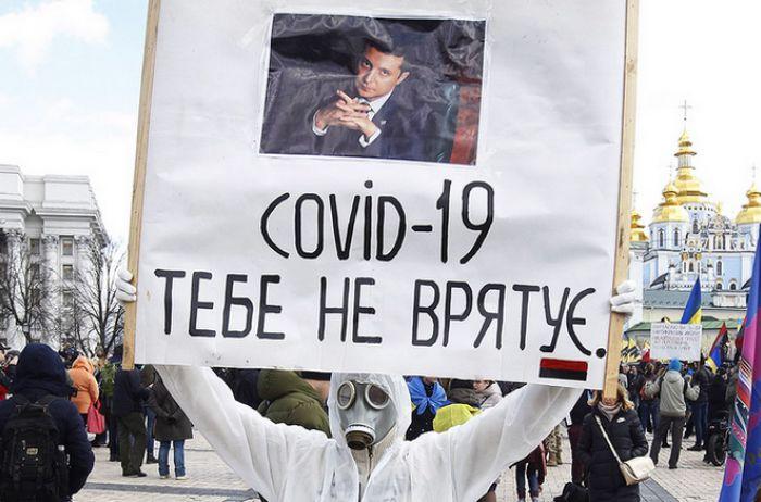 Катастрофа украинских «гастарбайтеров»  и крах экономических иллюзий «ЗЕлибералов»