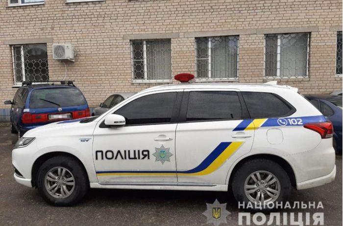 В Запорожской области избили полицейских и угнали у них авто