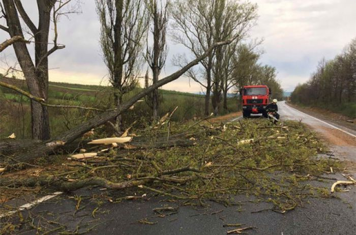 На Закарпатье ураган срывал крыши с домов: впечатляющие ФОТО