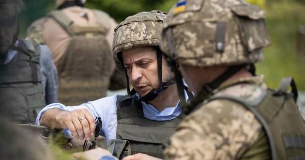 Просто перестать стрелять: почему у Зеленского ничего не получается c миром на Донбассе