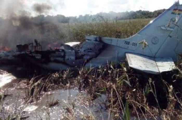 Самолет разбился через 12 минут после взлета: никто не выжил