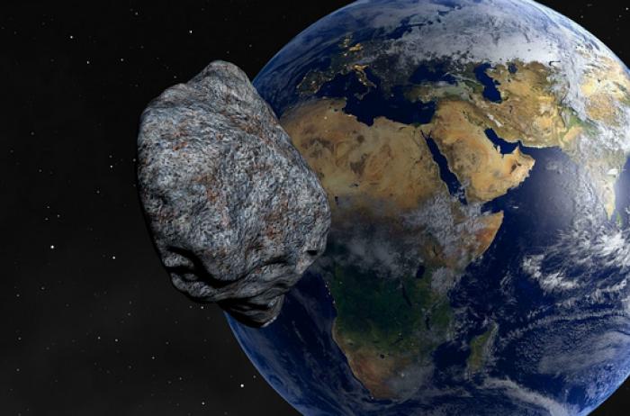 Гигантский астероид идет на сближение с орбитой Земли: названа дата. ВИДЕО