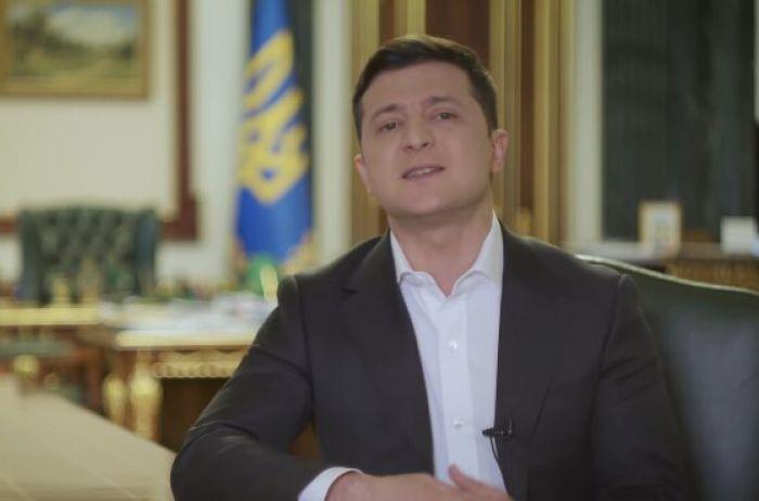 Украинцев стали штрафовать за оскорбление Владимира Зеленского