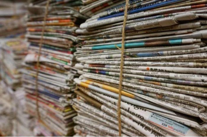"""Газета разместила картинку, доводящую людей до """"психоза"""""""