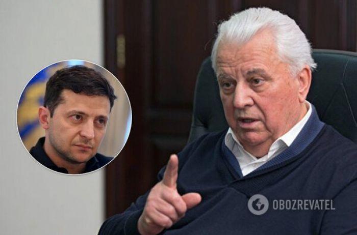 Кравчук сделал важное предостережение Зеленскому