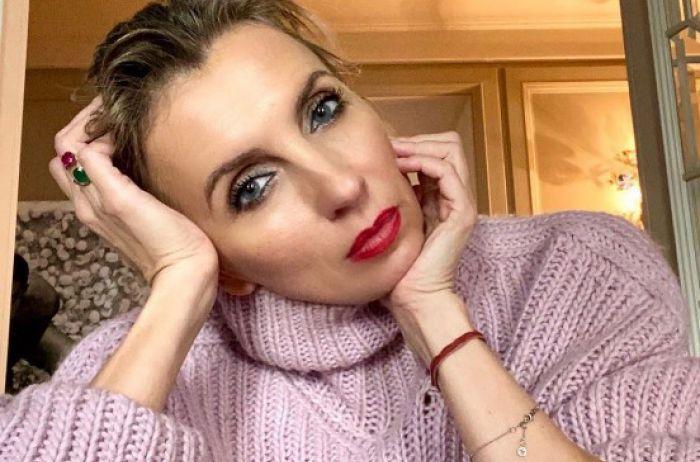 Бывшая жена Бондарчука похвасталась телом в откровенном купальнике