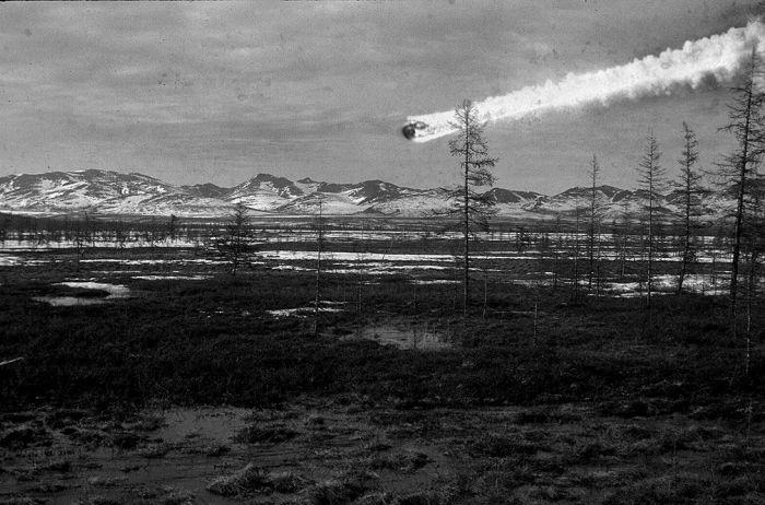 Тунгусский метеорит мог улететь обратно в космос – ученые