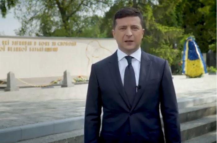 Зеленский сообщил, что способно объединить Украину