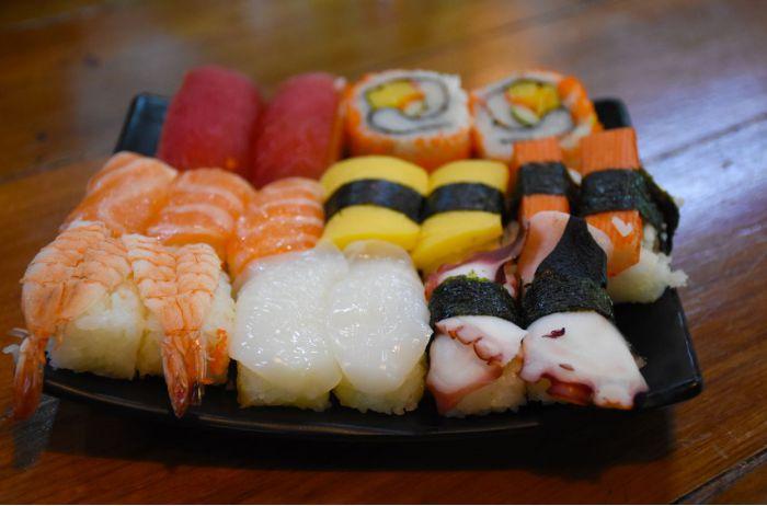 Для любителей суши появились неприятные новости