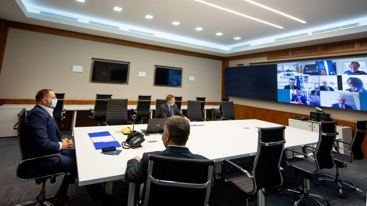 Саакашвили раскрыл послам G7 все свои полномочия от Зеленского