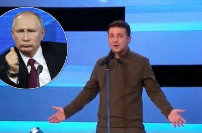 Из России объяснили Зеленскому, почему не стоит общаться с Путиным