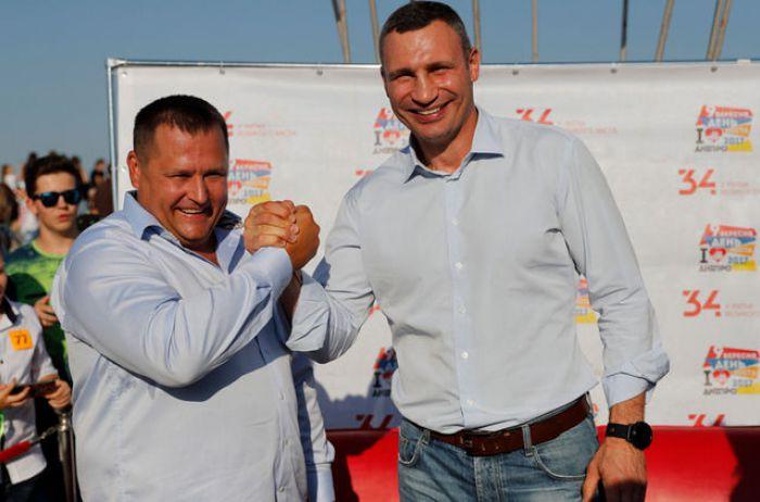 Кличко и Филатов подтвердили переговоры о создании новой партии