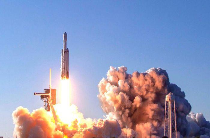 США запустили в космос корабль для тайной миссии
