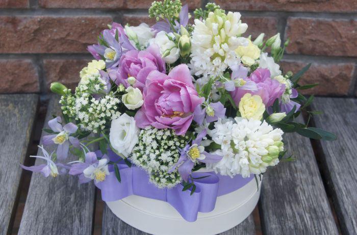 Позитивным эмоциям карантин не помеха – заказываем цветы