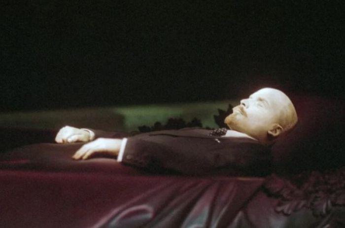 Жириновский сравнил мумию Ленина со знаменитой Джокондой