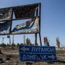 На Донбассе началась горячая фаза: боевики открыто запускают ракеты. ВИДЕО