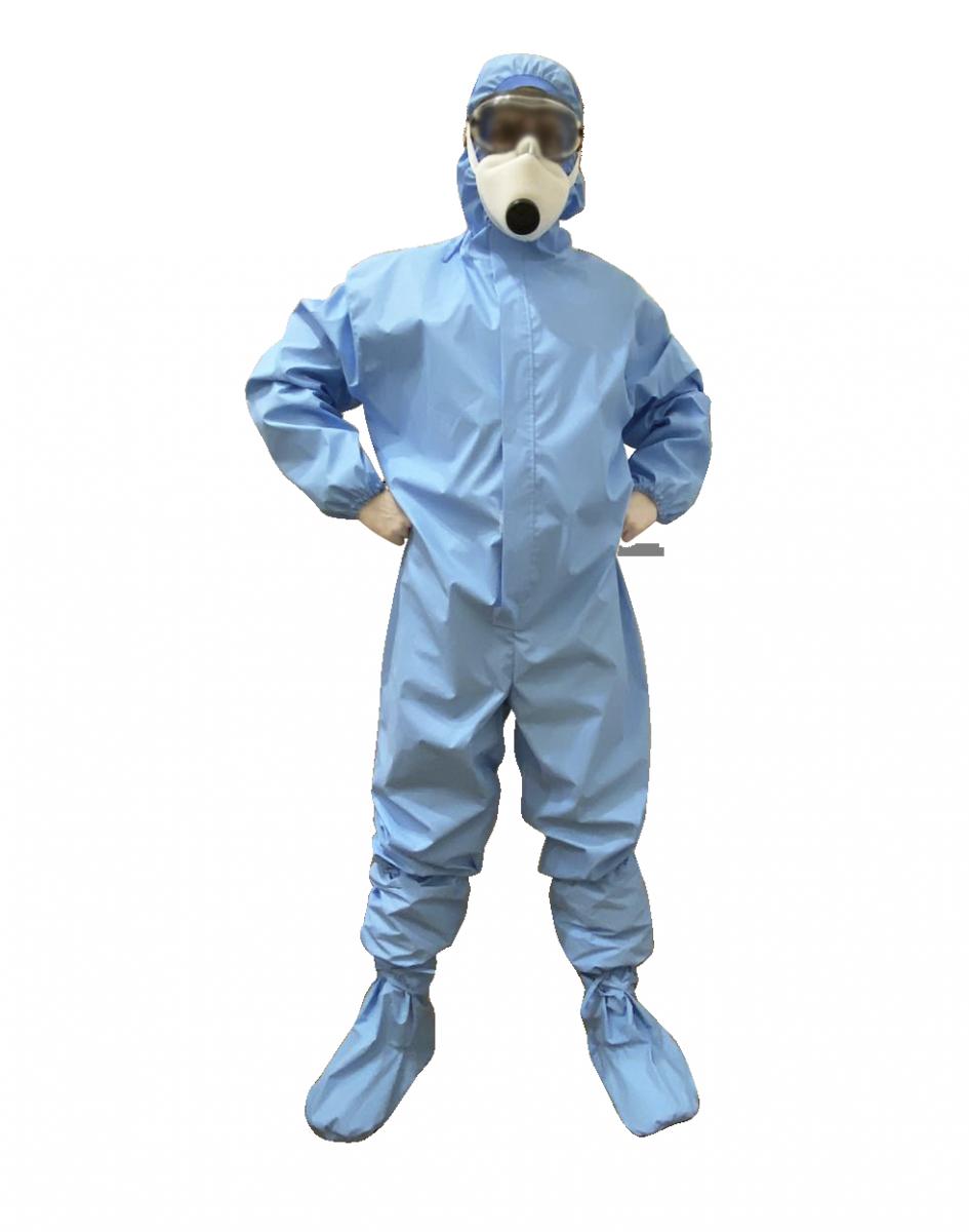 Якісні багаторазові захисні костюми – запорука безпеки лікарів