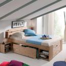 Односпальные кровати с ящиками