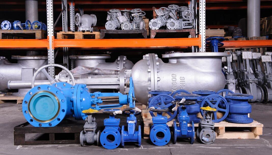 Запорная арматура для промышленных резервуаров