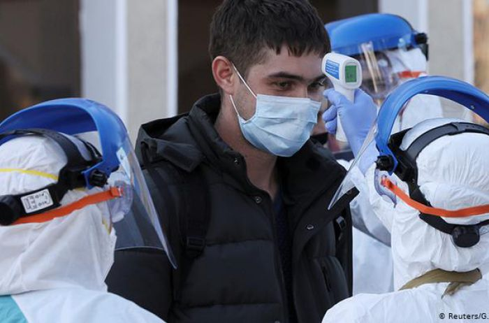 Коронавирус в Украине: появились два новых эпицентра заболевания