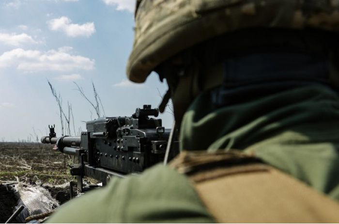 Российские наемники 14 раз нарушили режим прекращения огня на Донбассе