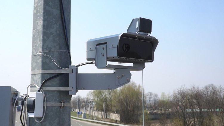 В Киеве водитель отличился антирекордом, превысив скорость 13 раз за день
