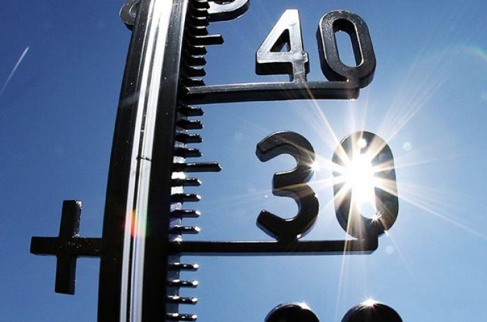 Украинцев предупредили о жаре в +35 и выше уже на этой неделе