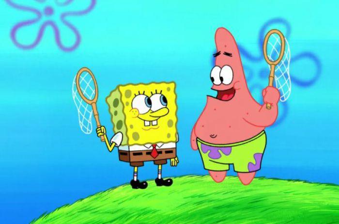 Nickelodeon заявил, что Губка Боб – представитель ЛГБТ