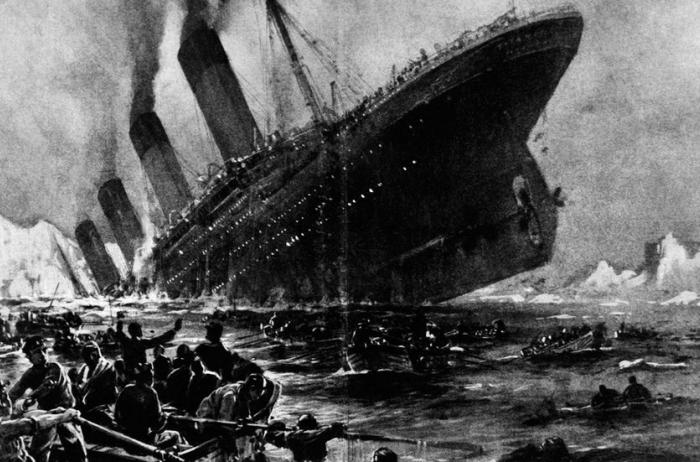 Обнаружено ФОТО айсберга, ставшего причиной крушения Титаника