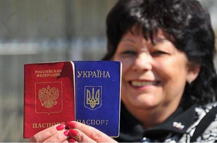 Эксперт: Украине нужно разобраться с вопросом двойного гражданства