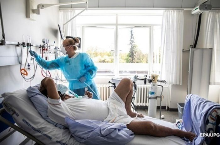 Больницы Закарпатья переполнены: ситуация с COVID-19 ухудшается