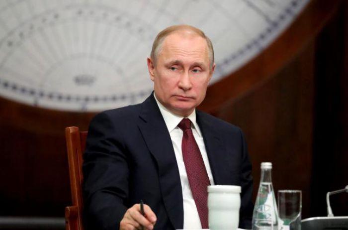 Путину напомнили о 400 тысячах россиян в рядах Третьего рейха