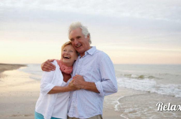 Тест на старость по одной картинке: когда риски на лицо