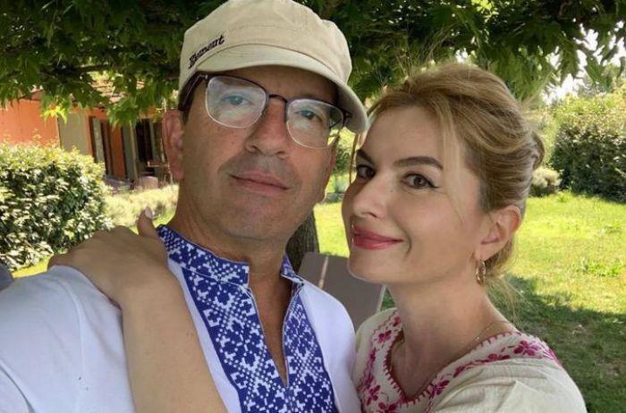Украинская телеведущая вышла замуж за французского режиссера