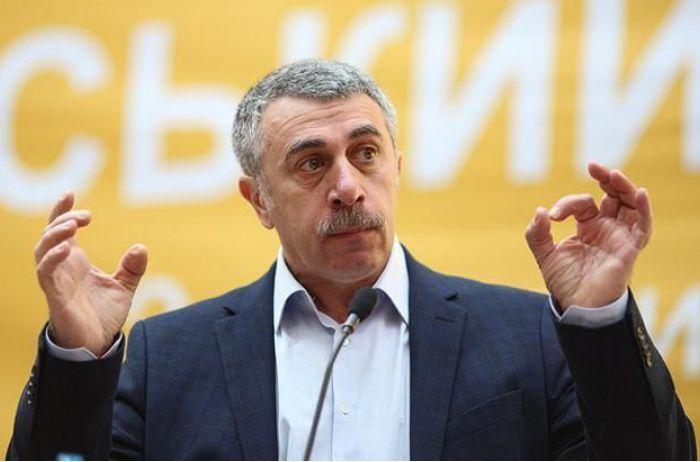 «Я сам в шоке», - Комаровский о ситуации с коронавирусом в Украине