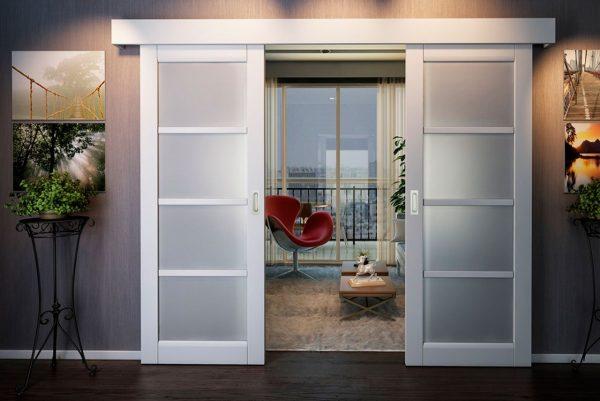 Системы межкомнатных дверей, гардеробные системы и подобные изделия от надежного производителя