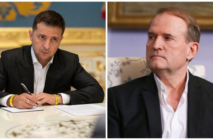 Политолог сообщил, в каком случае Зеленский ответит на письмо Медведчука