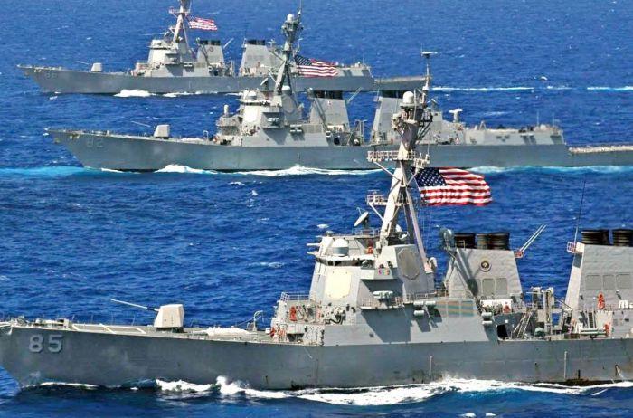 В Черном море появились корабли НАТО: Россия нервничает и следит