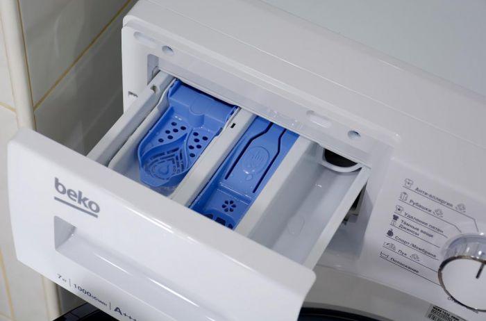 Как очистить стиралку от плесени и накипи
