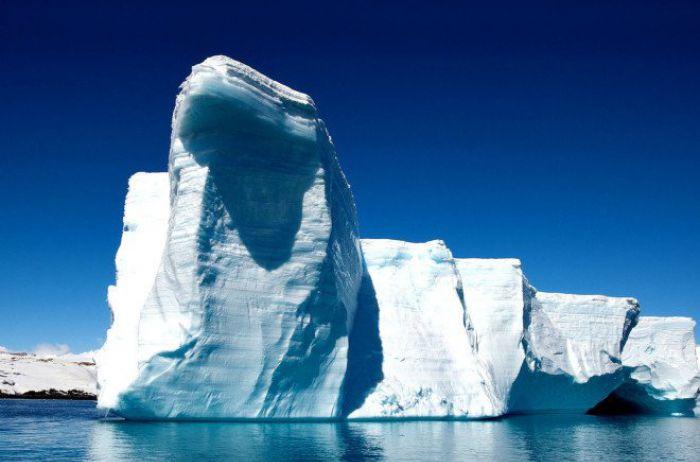 Что произойдет, если растают все ледники Антарктиды