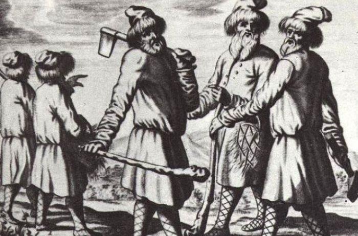 Названы главные отличия смердов от холопов