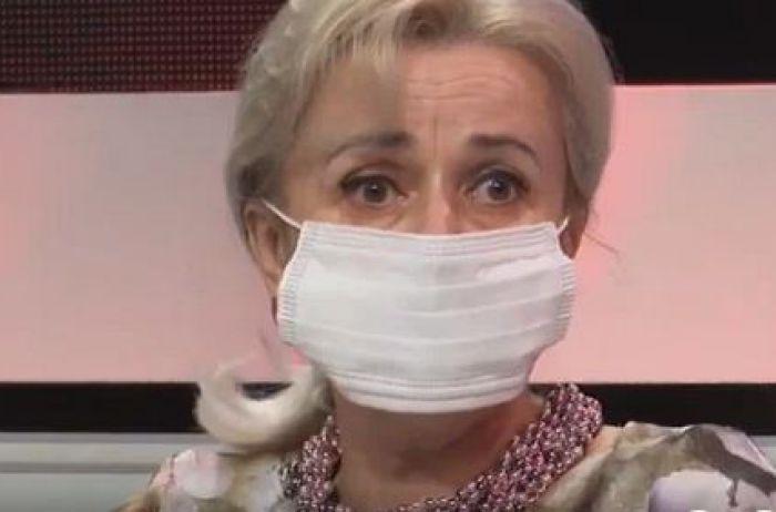 Ирина Фарион попала под суд и обвинила во всем украинцев. ВИДЕО