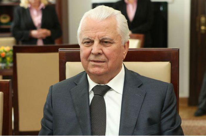 Зеленский утвердил Кравчука в должности главы украинской делегации в Минске