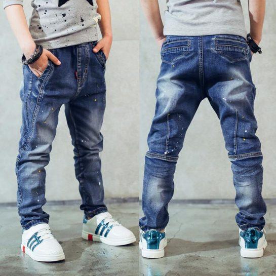 Детские джинсы на любой вкус и кошелек
