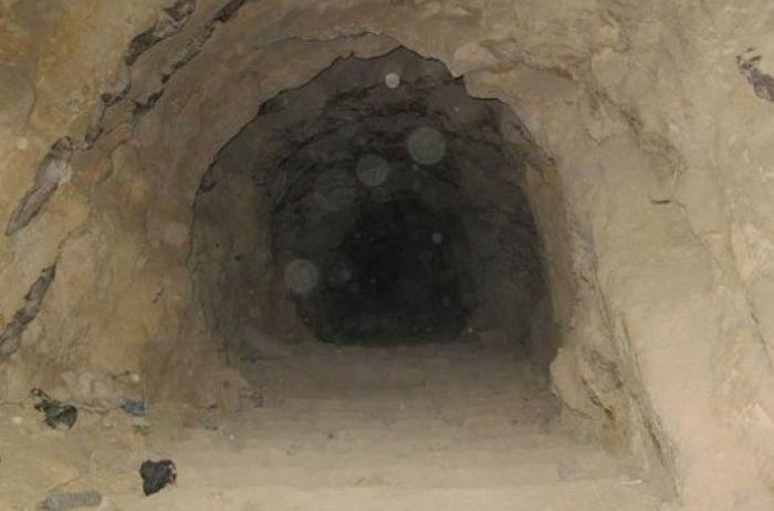 Под Запорожьем мать зэка рыла подкоп, чтобы освободить сына