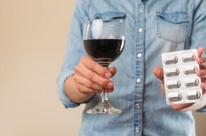 Подсказки организма, указывающие на возможную несовместимость с алкоголем
