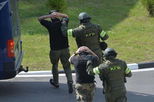 Задержанные в Беларуси «вагнеровцы» утверждают, что ехали в Турцию «посмотреть собор»
