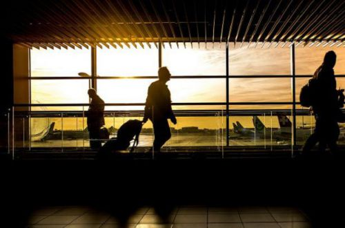 Рейсы из Украины в Эстонию отменили через день после возобновления