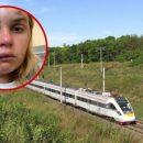 Стало известно о состоянии здоровья избитой в поезде украинки