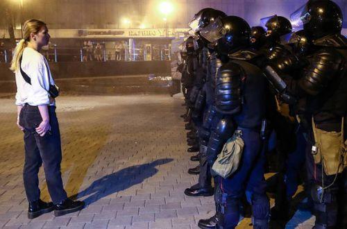 В Беларуси против митингующих возбудили уголовные дела